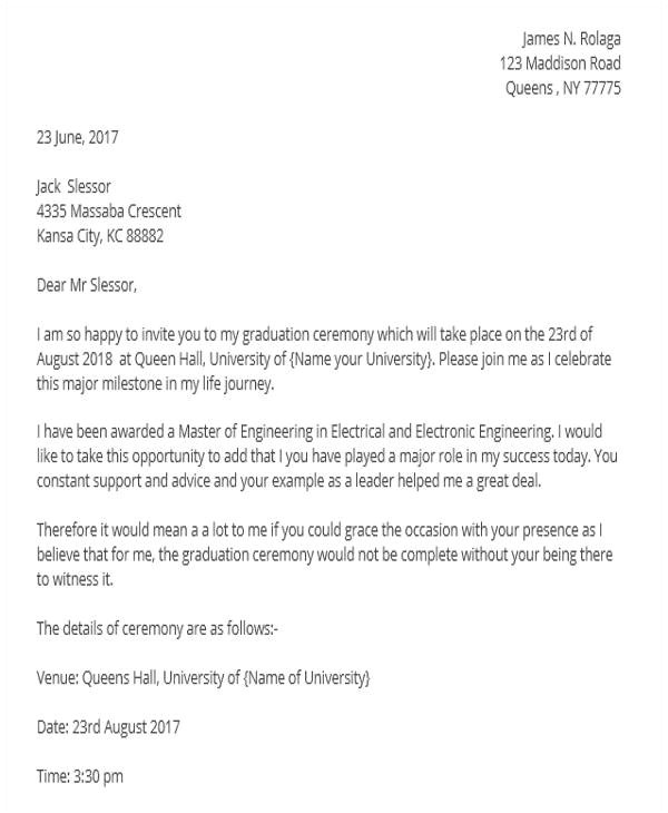 invitation letter pdf