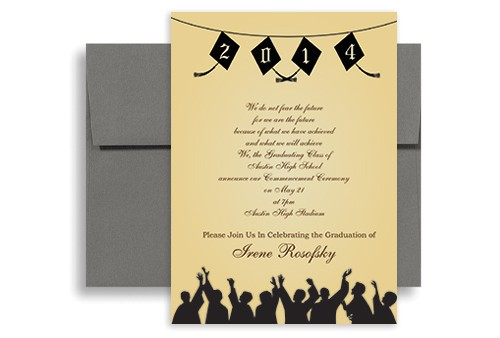 2014 graduation invitation quotes