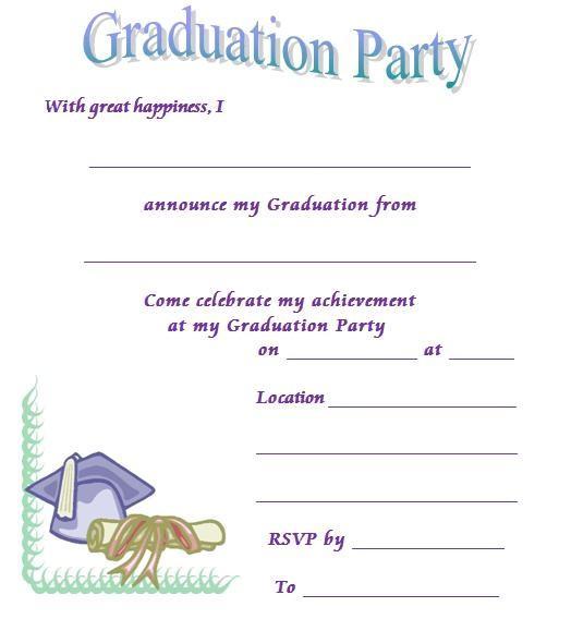 graduation printable