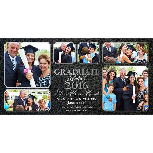 graduation invitations walmart