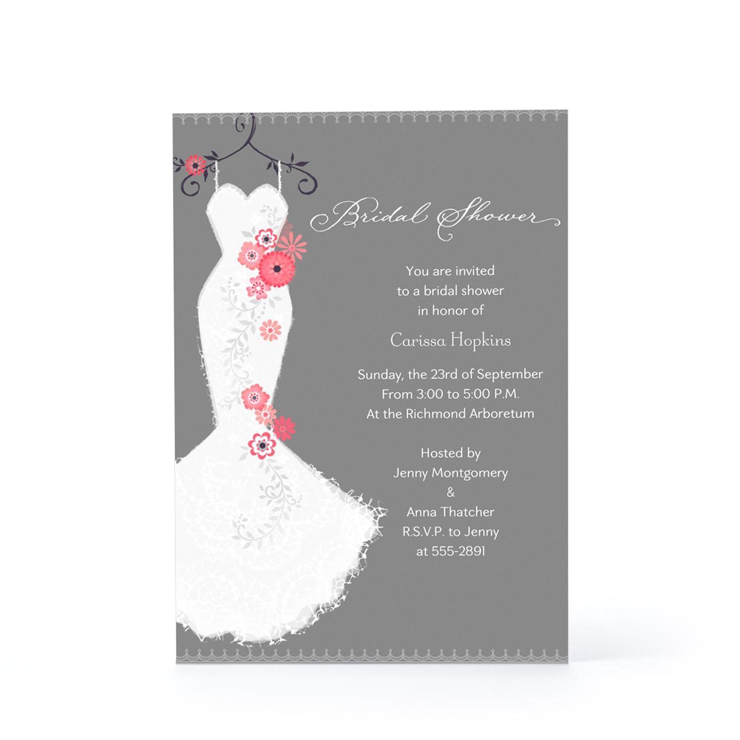hallmark free printable wedding invitation
