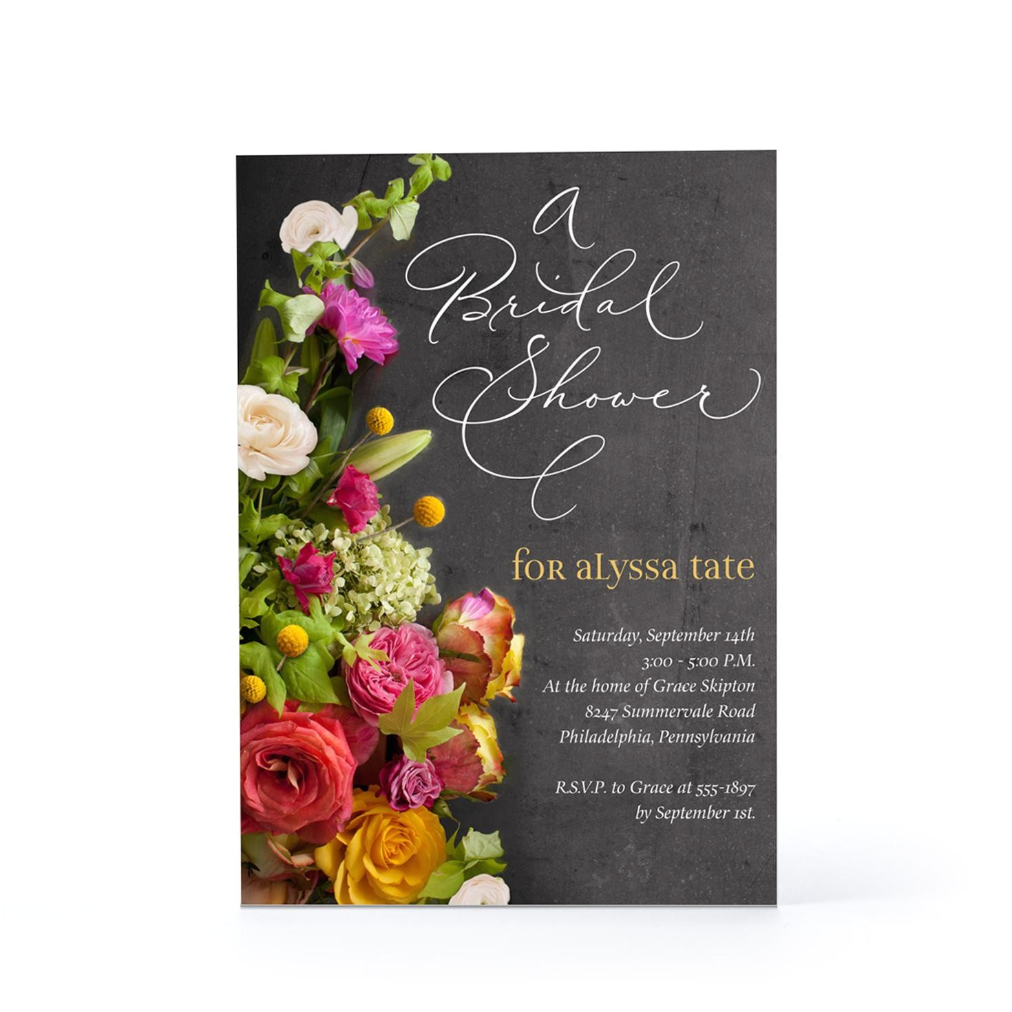 hallmark invitations