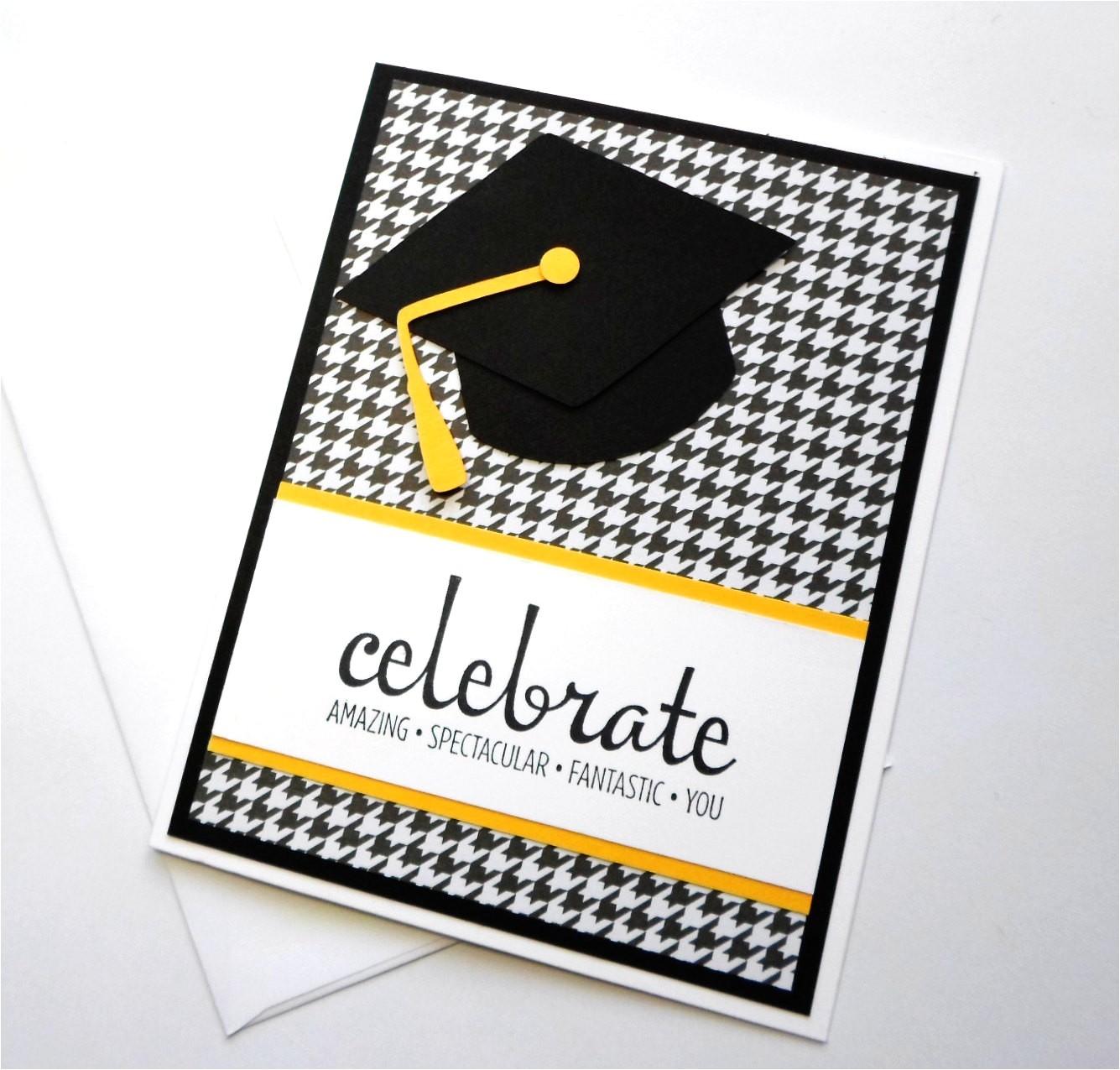 handmade graduation card celebrate you ref shop home listings