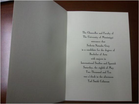 herff jones graduation invitations