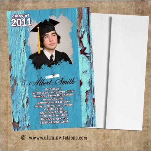 senior graduation announcements