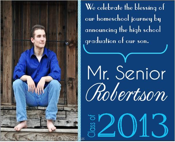 parents quotes for high school senior announcement