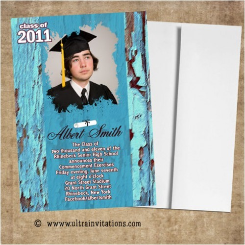 senior graduation announcements