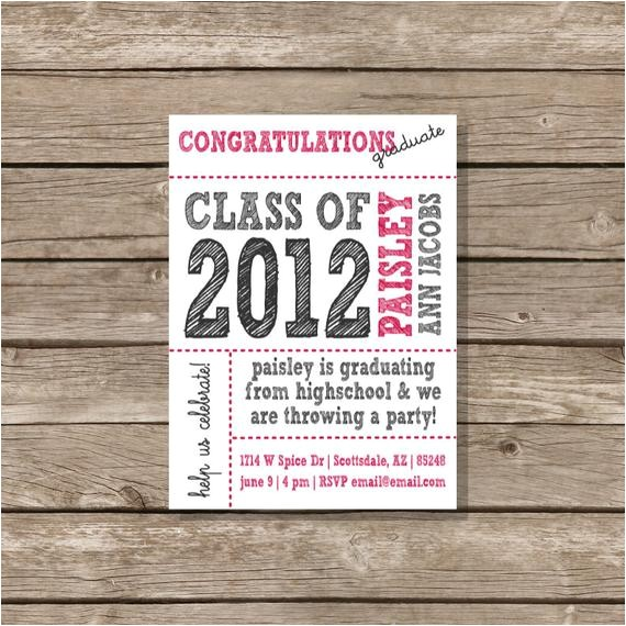 printable cheap graduation party invitations roundup
