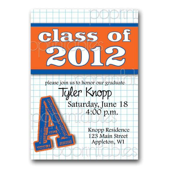 Inexpensive Graduation Party Invitations Printable Cheap Graduation Party Invitations Roundup