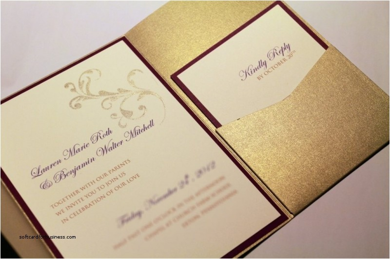 inexpensive wedding invitation packages