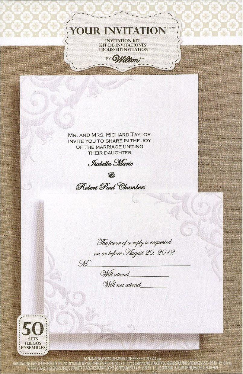 designs stylish cheap wedding invitation kits do it yoursel