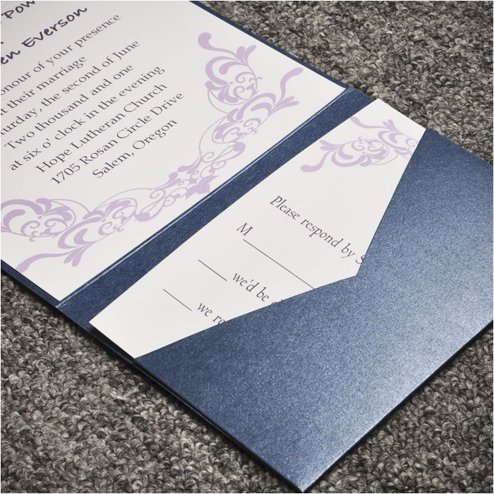 inexpensive wedding invitations kits