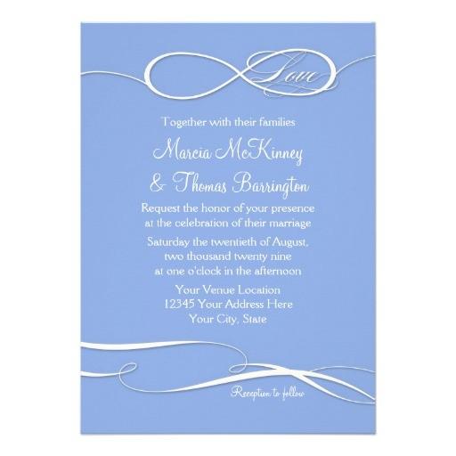 infinity symbol sign infinite love wedding set invitation 161706392604023584