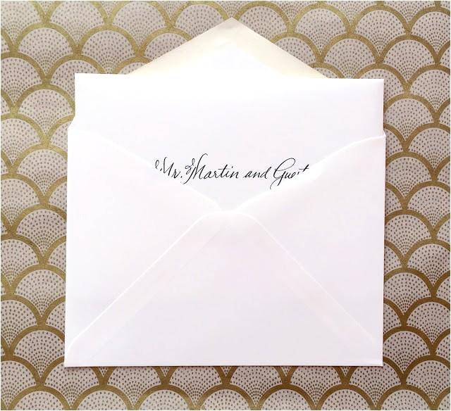wedding invitation etiquette inner and