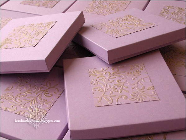 couture wedding invitation boxes are highly sophisticated ideas