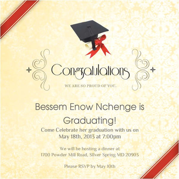 free invitation card