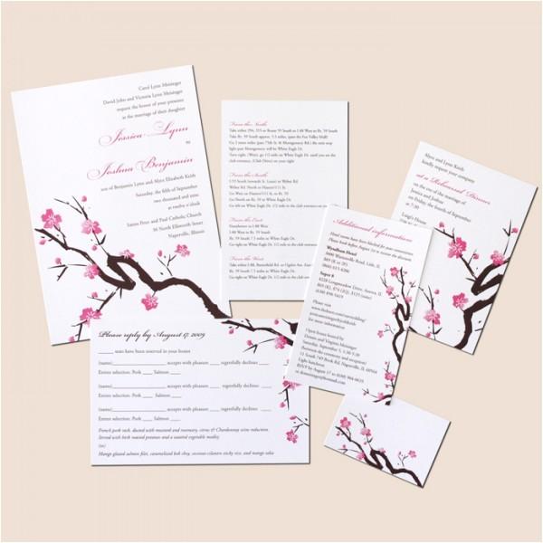 floral wedding invitation br perfect spring bride