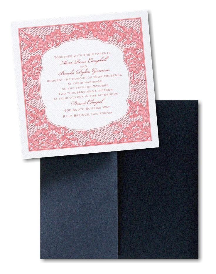 jean m mixation wedding invitations