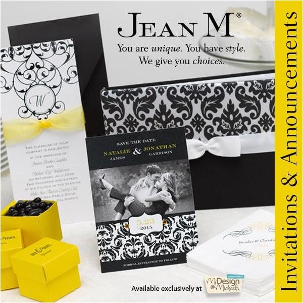 Jean M Wedding Invitations Jean M by Carlson Craft Invitations north Mankato Mn