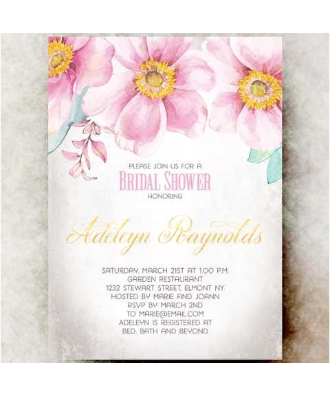 floral themed bridal shower brunch bridal shower coloring page