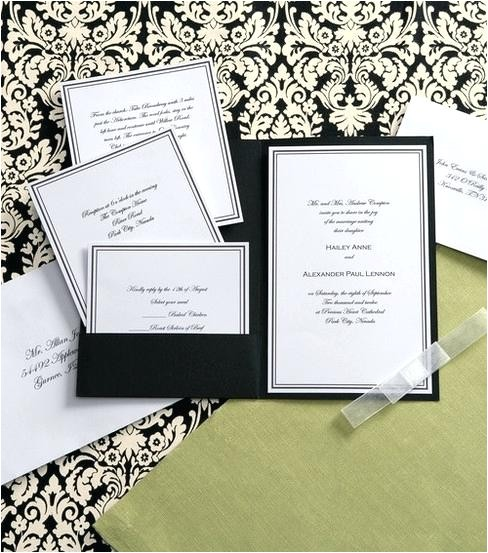 joann fabrics diy wedding invitations