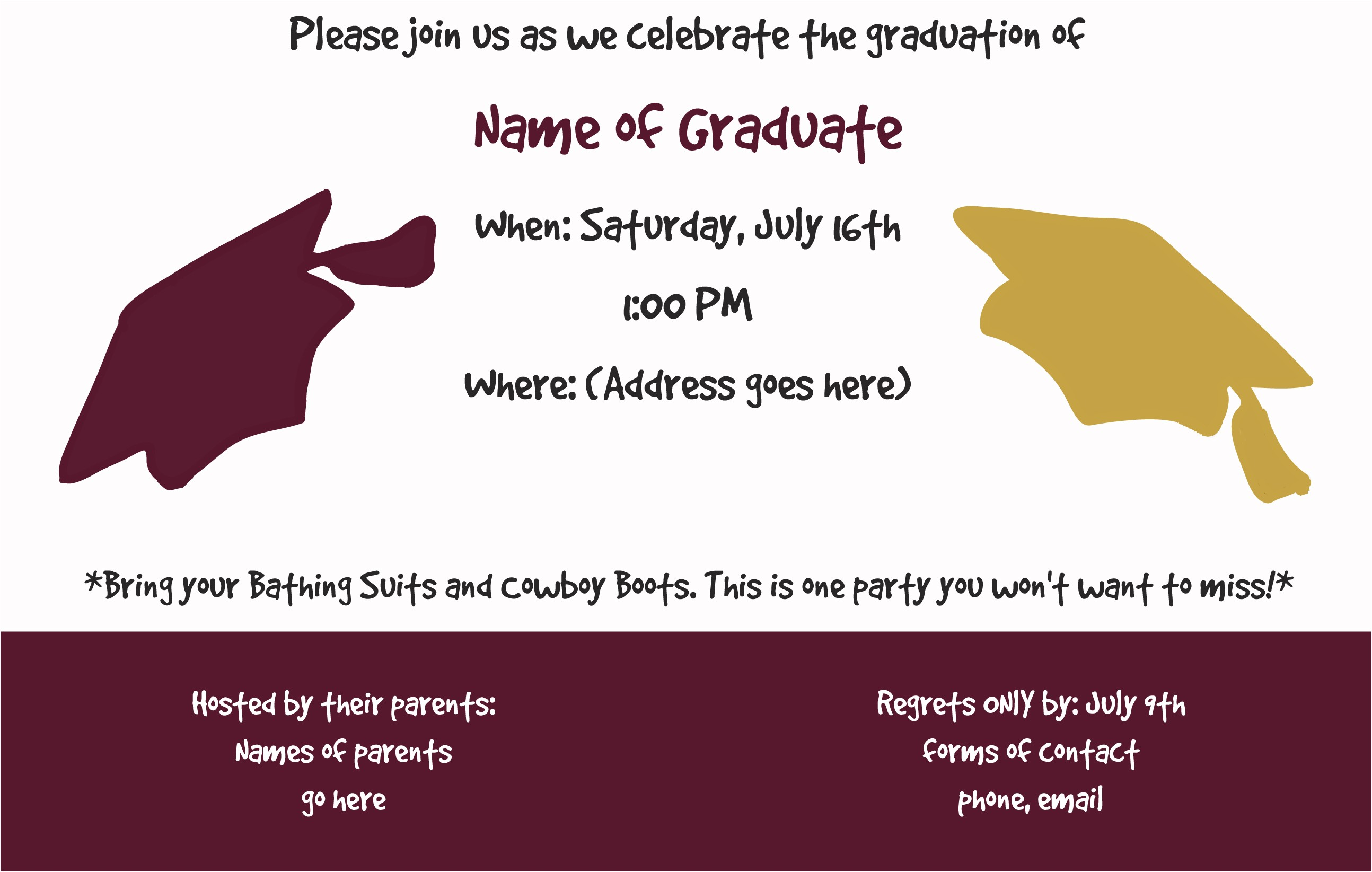 joint graduationinvitation