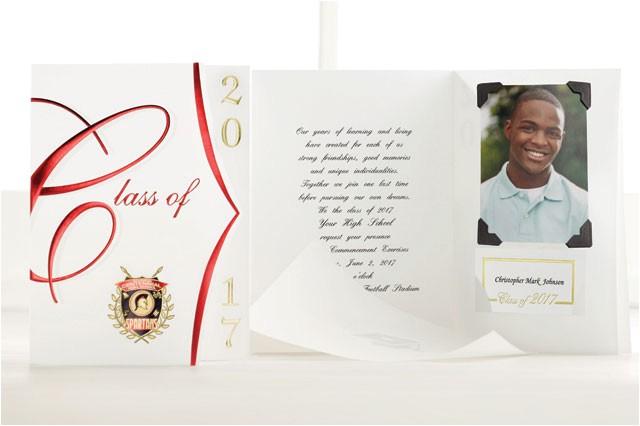 Jostens Graduation Invitations High School Graduation Announcements
