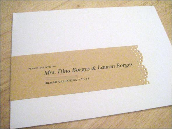 address labels for bridal shower invitations