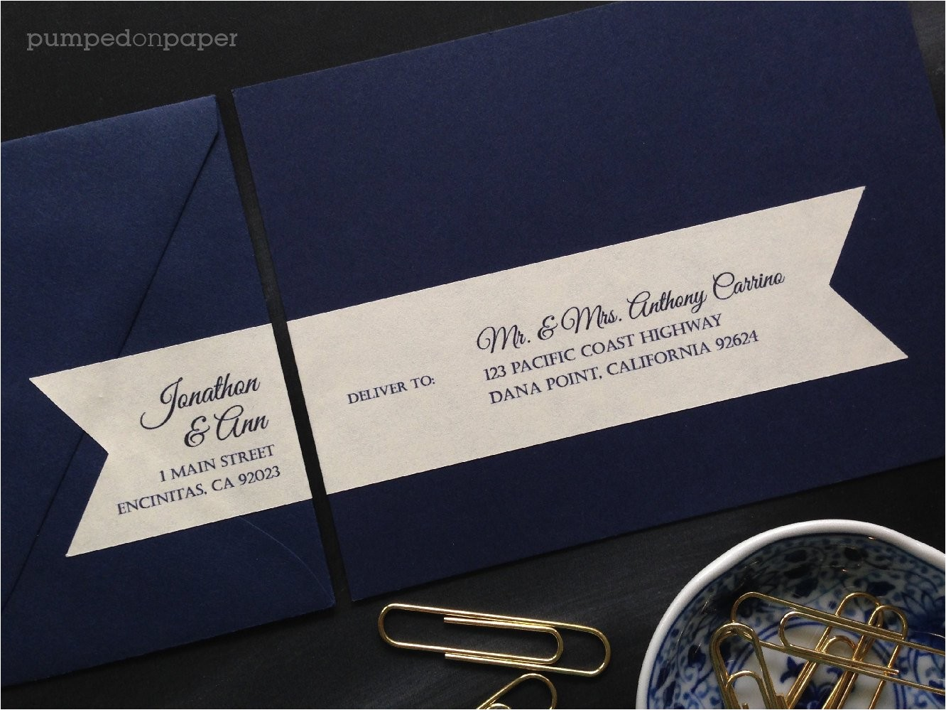 personalized mailing address labels for