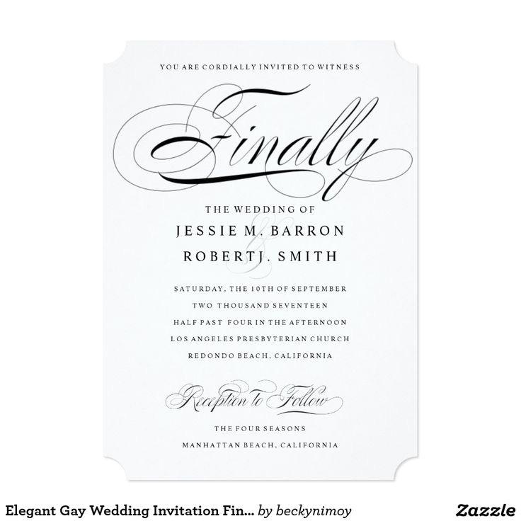 gay lesbian wedding invitations