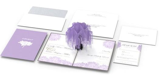 Love Pop Wedding Invitations Lovepop Custom Wedding Invitations Made Custom Just for