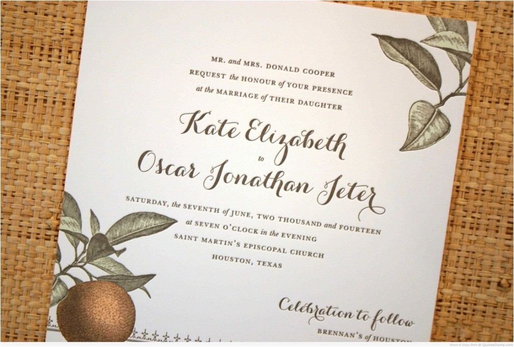 short love quotes for wedding invitations