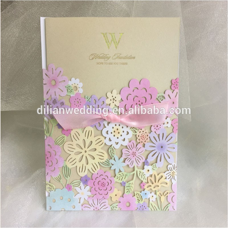 wedding invitation cards low price