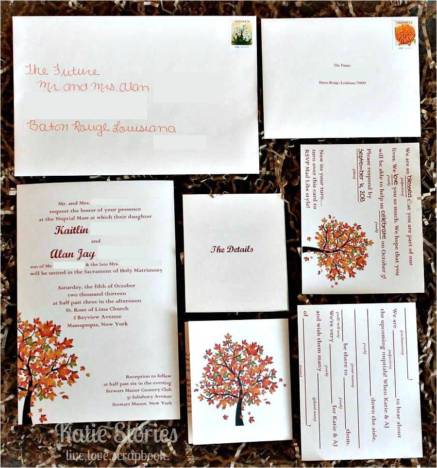 wedding invitations and mad libs rsvp