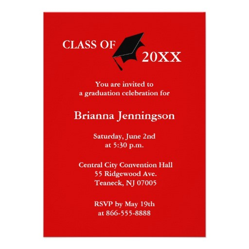 create your own graduation invitation 6 161616873487896127