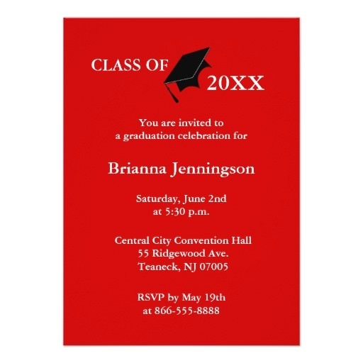 create your own graduation invitation 6 161616873487896127