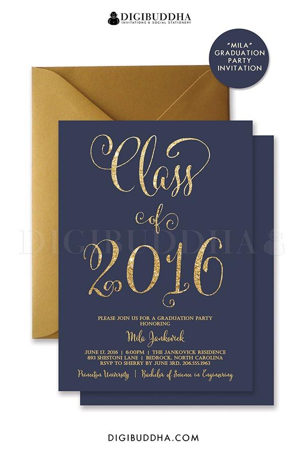 themes graduation invitation maker also diy gradu