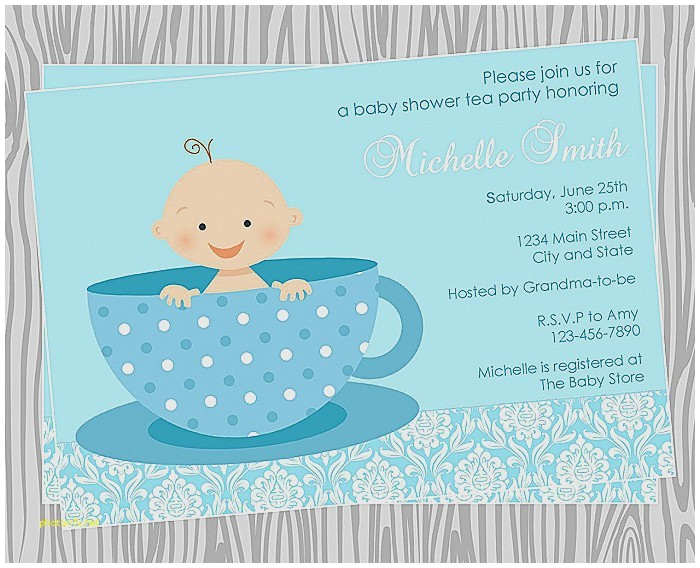 make a baby shower invitation online