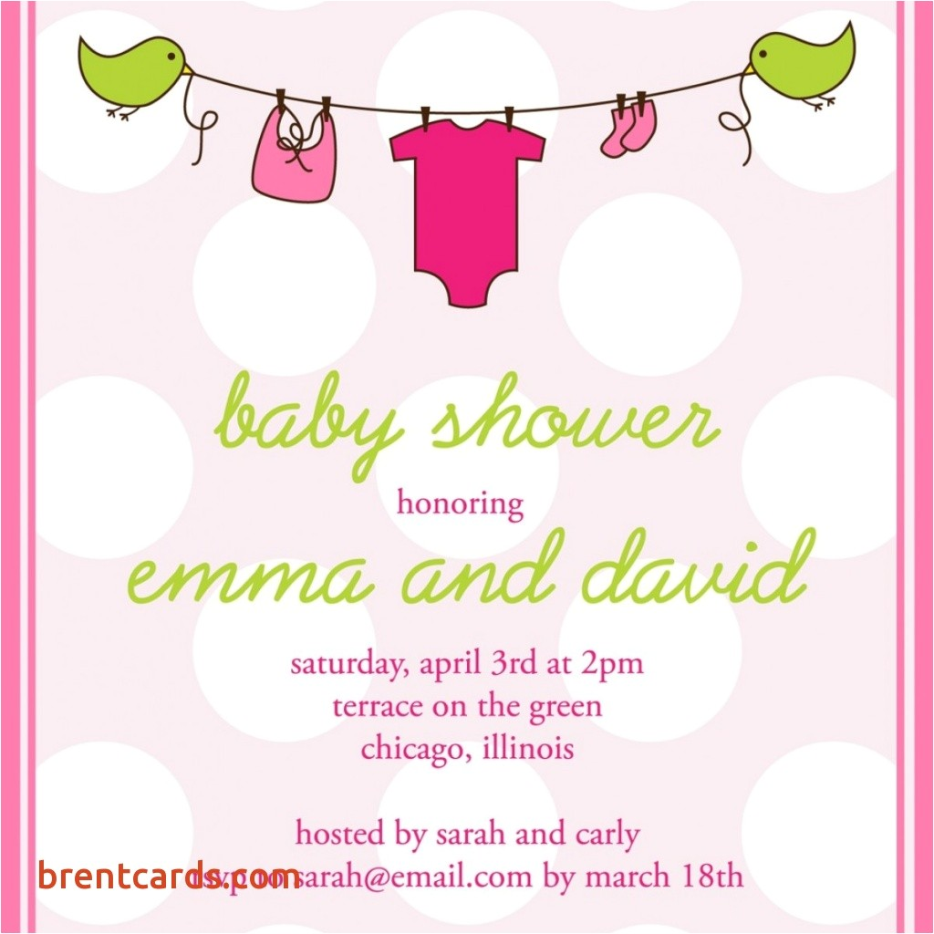 making baby shower invitations online