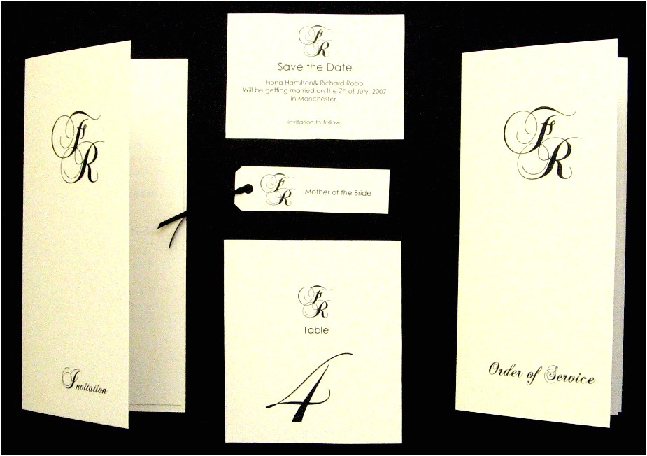 advice choosing wedding invitations