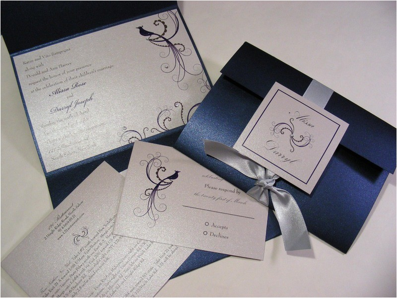 how to make my own wedding invitations