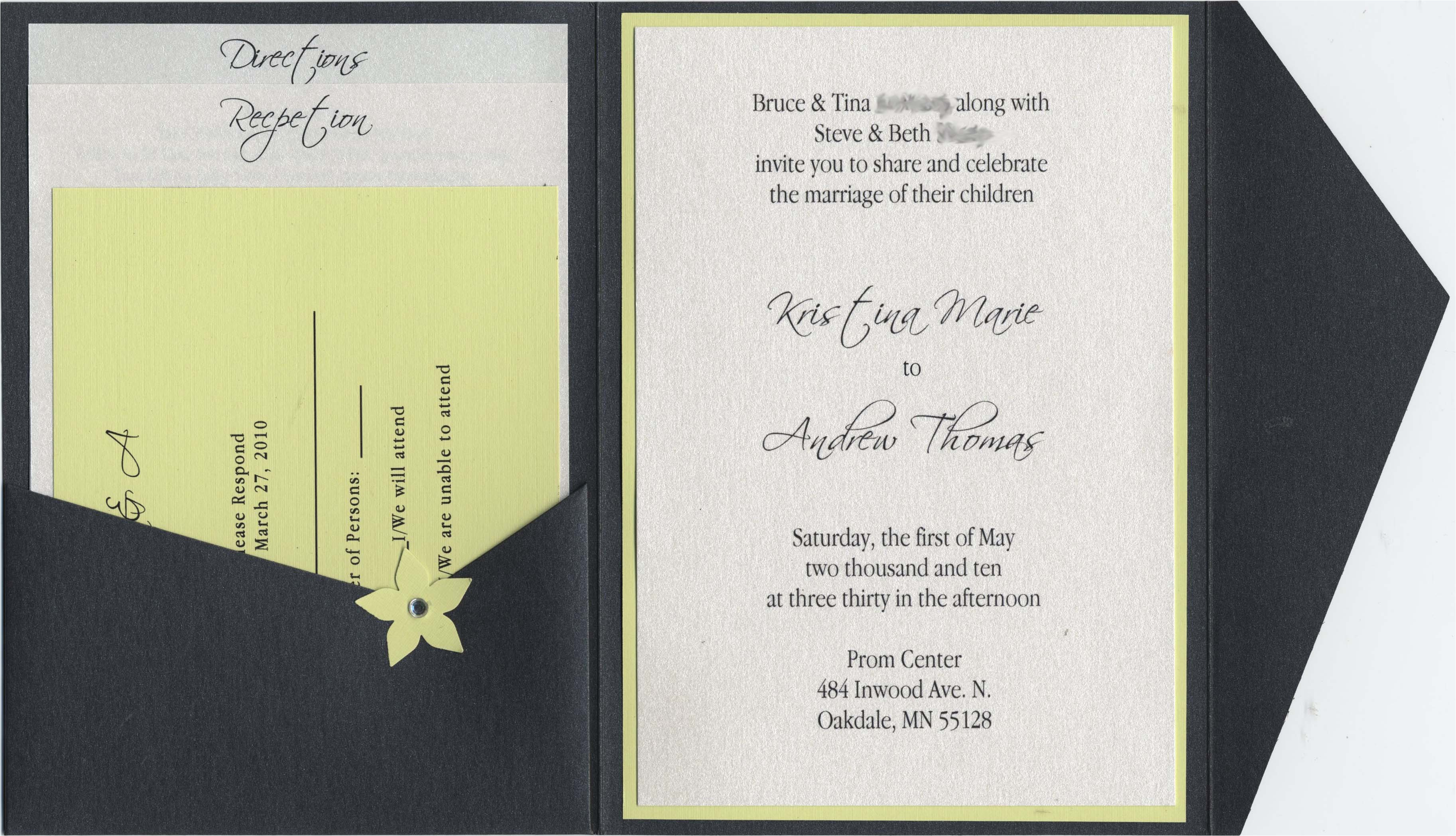ideas about how to make wedding invitations at home for you