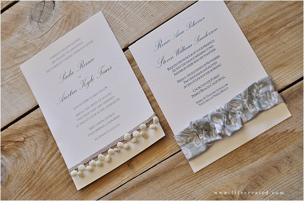 tips for diy wedding invitations
