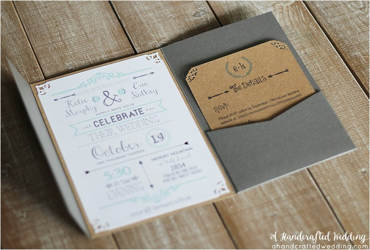 Making Wedding Invites Yourself Diy Wedding Invitations Our Favorite Free Templates