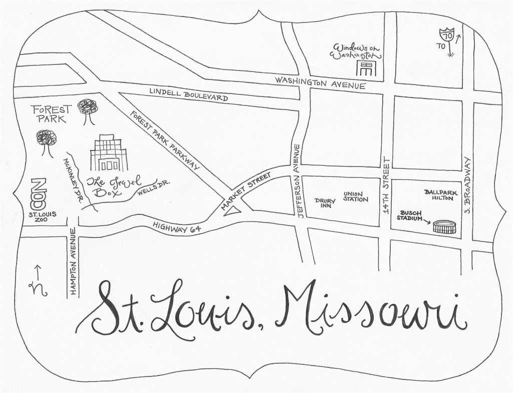 wedding maps 2