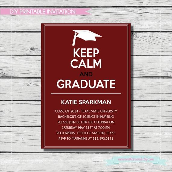 keep calm and graduate graduation