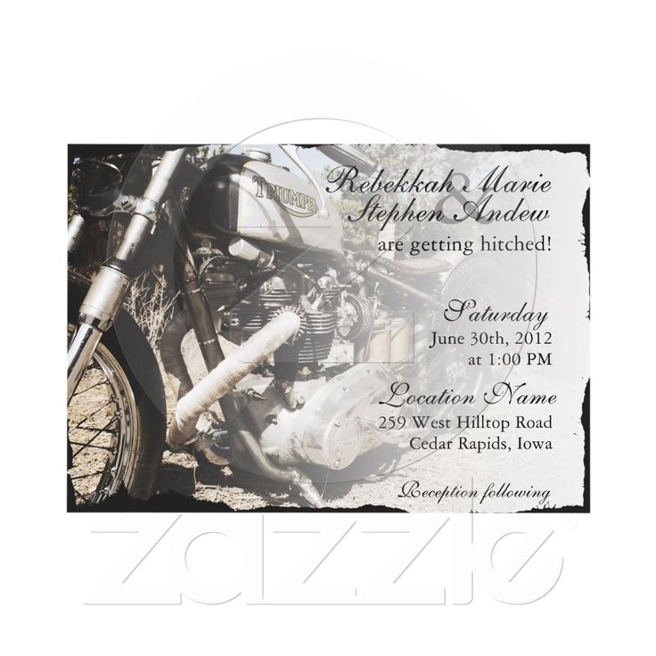 bikerharley davidson wedding ideas