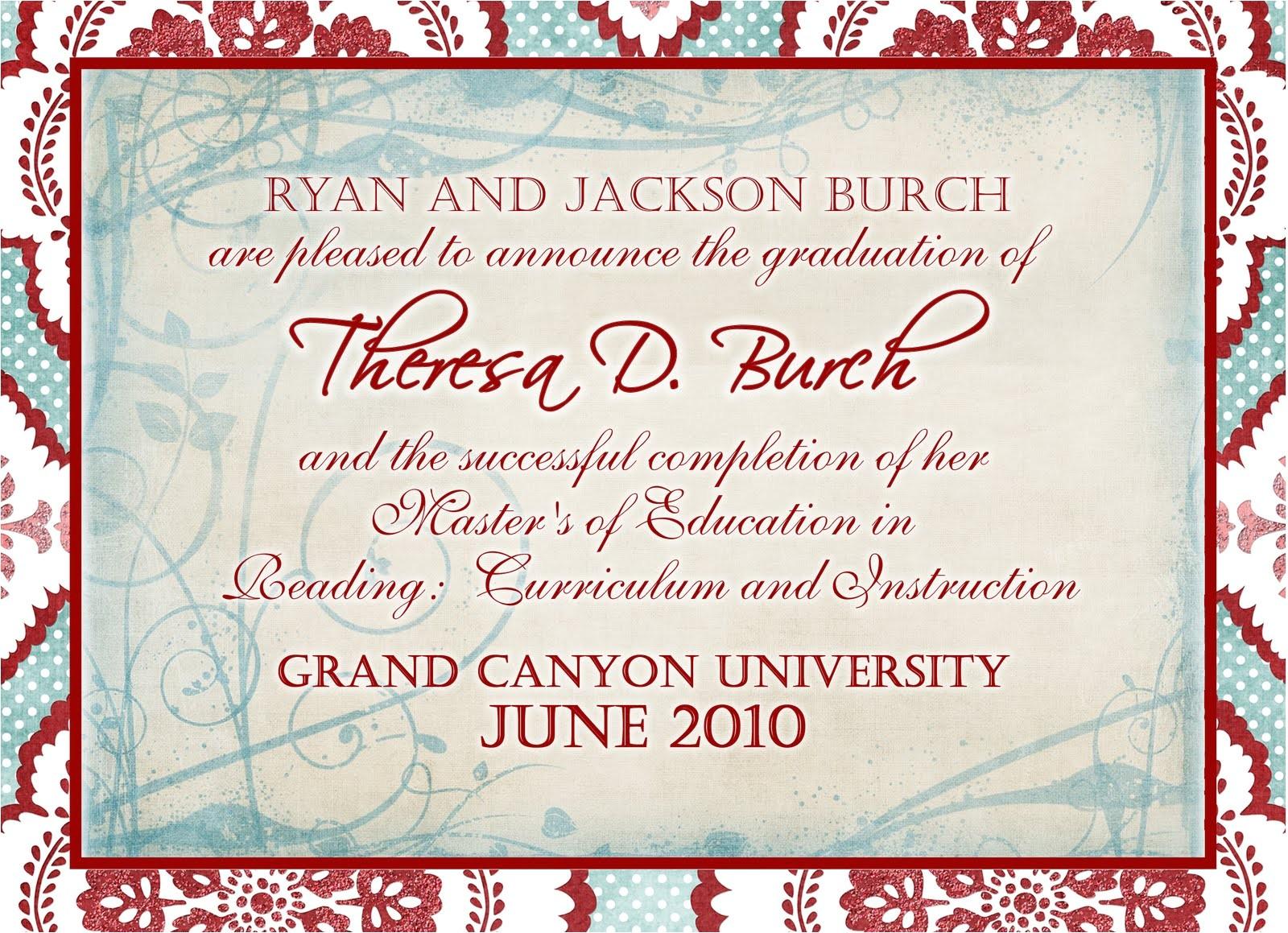masters invitation