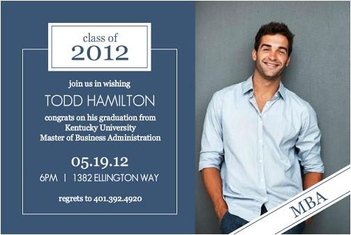 college graduation announcements for