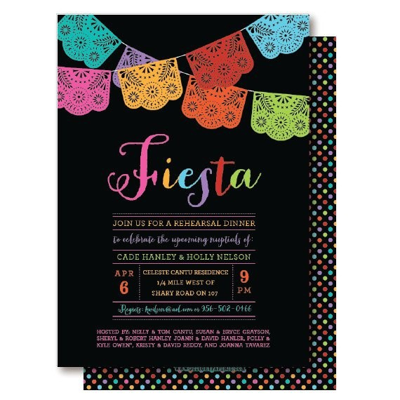 papel picado mexican themed party